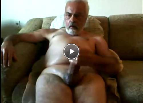 gay daddy huge cock video