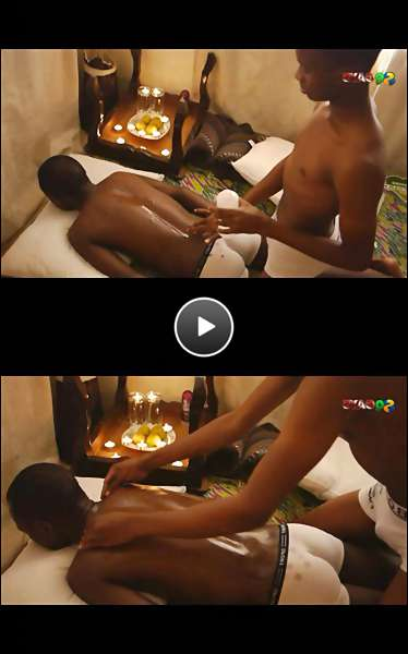black gay massage porn video