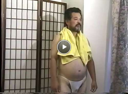 japanese daddy bears video